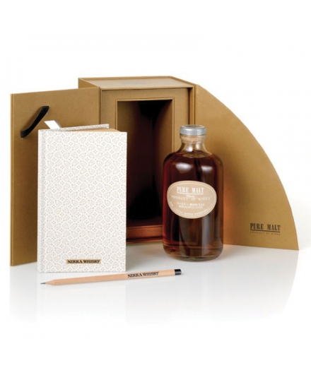 Whisky japonais - Nikka Pure malt white 500ml