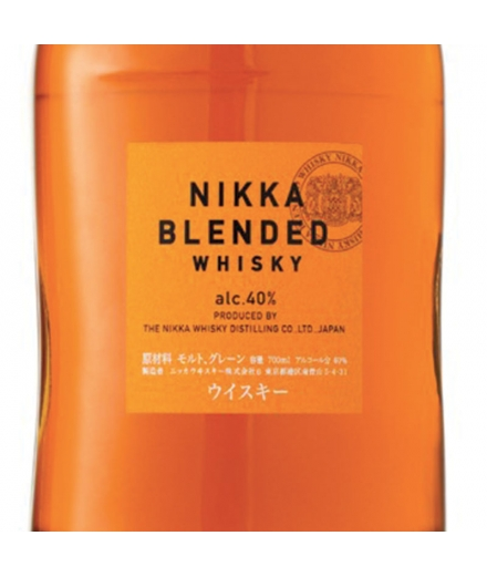 Whisky japonais - Nikka Blended 40% 700ml