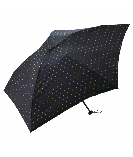 Parapluie léger Manuel 90gr AIR-LIGHT Dot Star - KIU