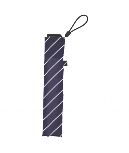 Parapluie léger Manuel 90gr AIR-LIGHT Pinstripe - KIU