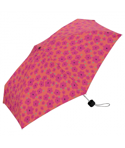 Mini Parapluie en silicone Hana Pink - KIU