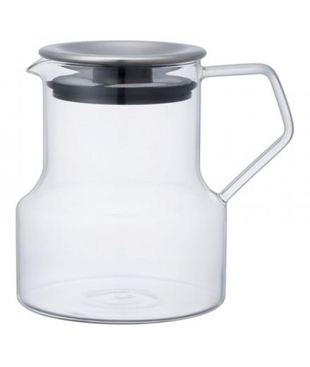 Théière en verre design 700ml - KINTO