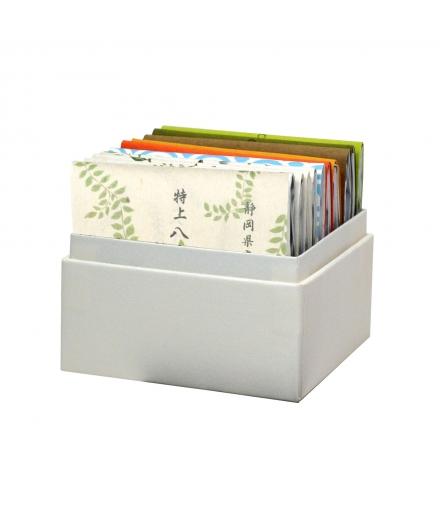 Boîte Cadeau Arigato Assortiment de 10 Thé Japonais - YAMASU SUGIMOTO