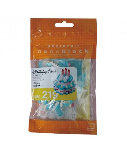 nanoblock® - Gâteau d'Anniversaire