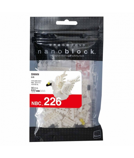 nanoblock® - Cygne