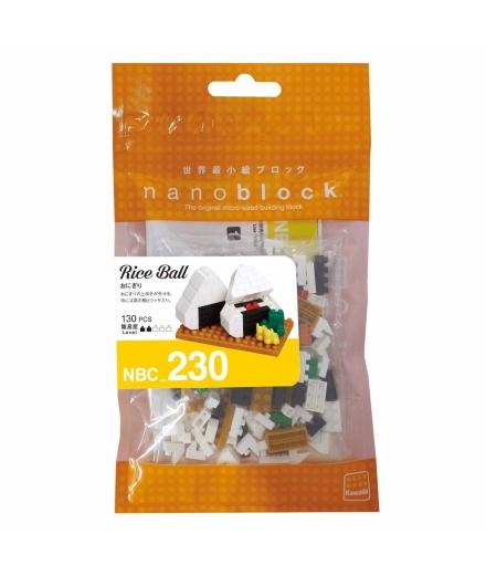 nanoblock® - Onigiri