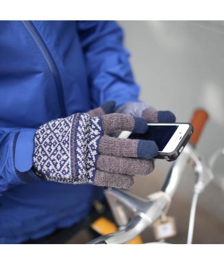 Gants Tactiles Et Mitaines Unisex MIT - EVOLOG