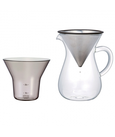 Cafetière SLOW COFFEE 600ml - KINTO