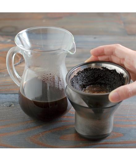 Cafetière SLOW COFFEE 600ml - KINTO