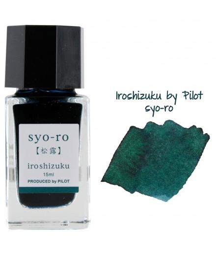 Encre Iroshizuku Syo-ro 15ml - PILOT