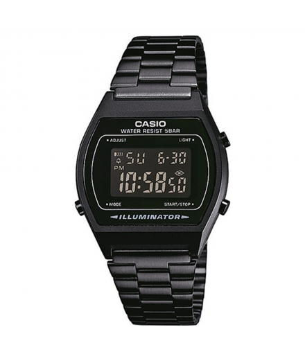 Montre Mixte Digitale B640WB-1BEF Noir - CASIO