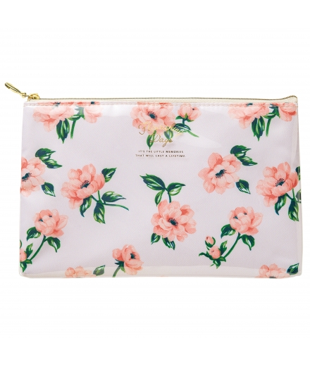 Pochette de rangement Flower Zakka Collection - MARK'S