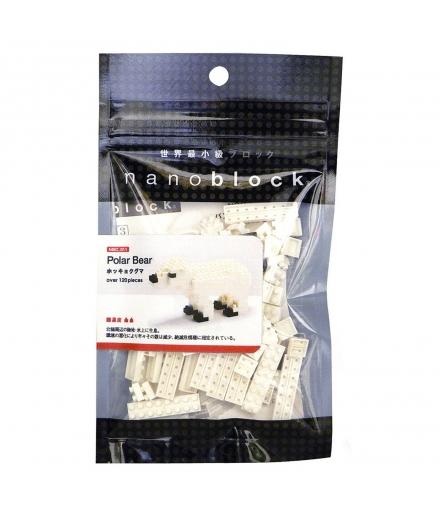 nanoblock® - Ours Polaire