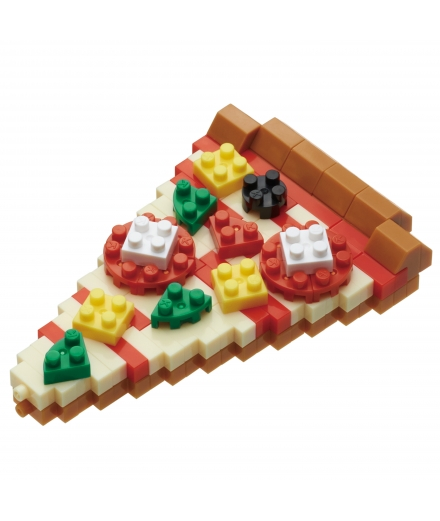 nanoblock® - Pizza