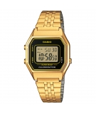 Montre Femme Digitale LA680WEGA-1ER Or - CASIO