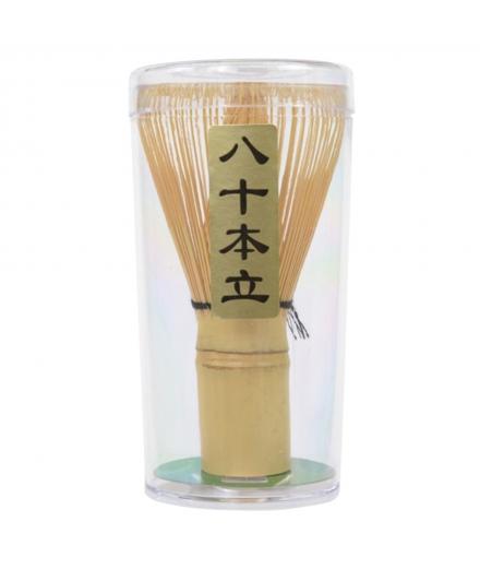 Fouet à Matcha Chasen 80 Brins - TOKYO DESIGN STUDIO