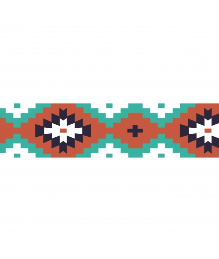 Masking Tape Bohemian Ortega - masté