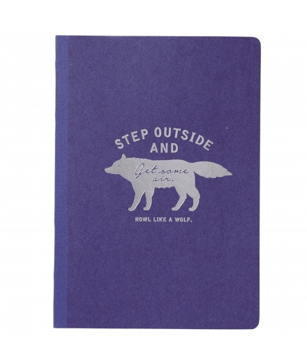 Carnet de Note WOLF Zakka Collection - MARK'S