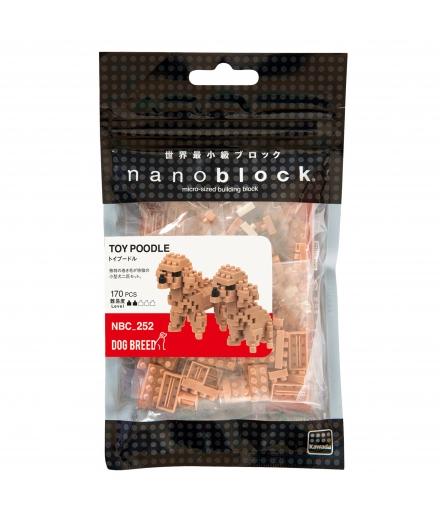 nanoblock® - Caniche Toy