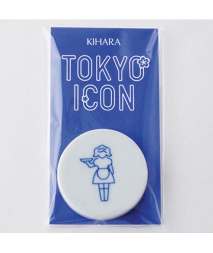 Magnet Tokyo Waitress - KIHARA