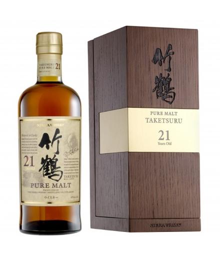 Whisky Japonais - Nikka Taketsuru 21ans 700ml