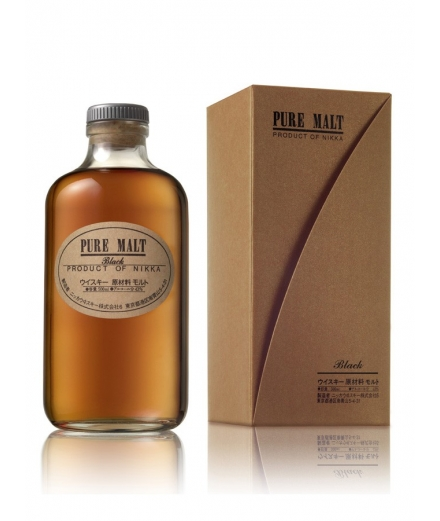 Whisky Japonais - NIKKA Pure Malt Black Of 700ML