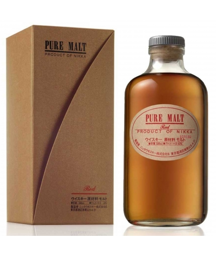 Whisky Japonais - Nikka Pure Malt Red Of 500ml