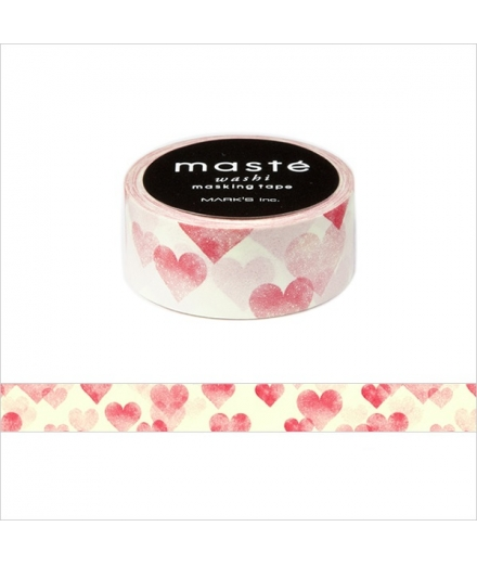 Masking Tape Love & Amazing Life - masté