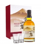 Whisky Japonais - Kirin Fuji Sanroku 700ml coffret 2 verres