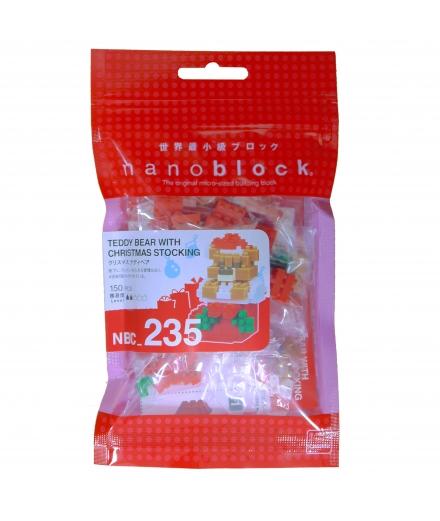 Nanoblock® - Ours en Peluche