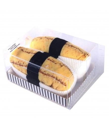 Chaussettes Oeuf - suneko
