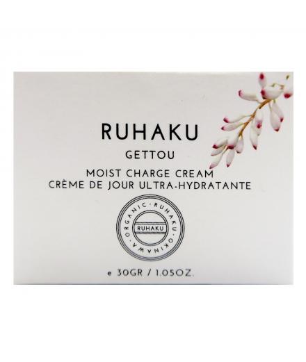 Crème de Jour Japonaise Bio Ecocert Ultra-Hydradante - RUHAKU