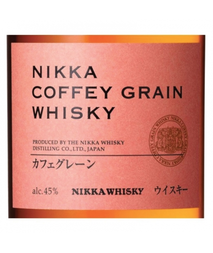 Whisky japonais - Nikka coffey grain 700ml
