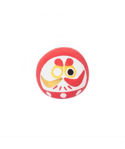 Figurine Japonaise Décorative Porte-Bonheur Daruma - ROKUHICHIDO