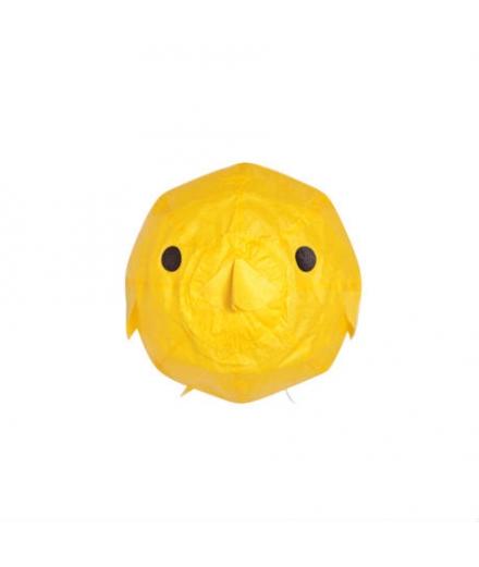 Ballon En Papier Washi Kamifusen Poussin - ROKUHICHIDO