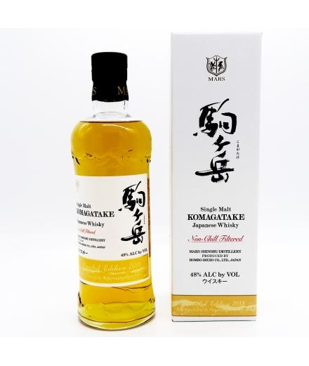 Whisky Japonais - Mars Komagatake 2018 Edition Limitée