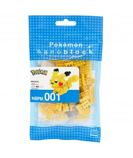 Pokémon™ x nanoblock™ - Pikachu