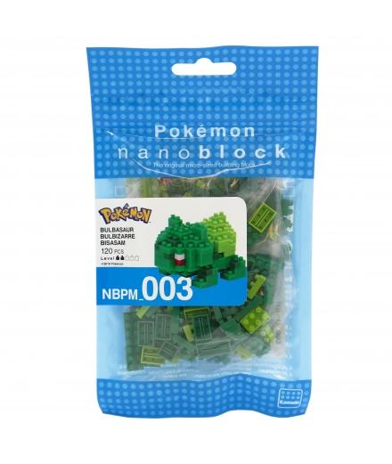 Pokémon™ x nanoblock™ - Bulbizarre