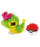 Pokémon™ x nanoblock™ - Chenipan & Poké Ball