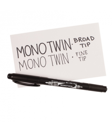 Stylo Feutre Mono Twin - TOMBOW