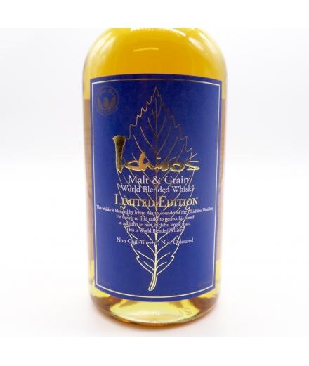 Whisky Japonais - Ichiro's Malt Grain World Blended 700ml