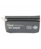 Trousse Zippée En Coton Time For Paper - MARK'S