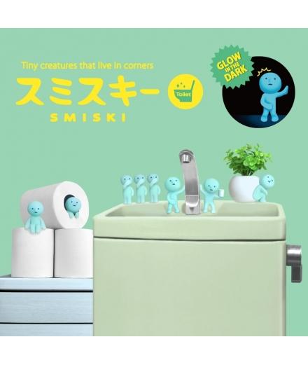 Figurine Smiski Série WC - SMISKI