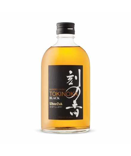 Whisky Japonais - Black Tokinoka 500ml