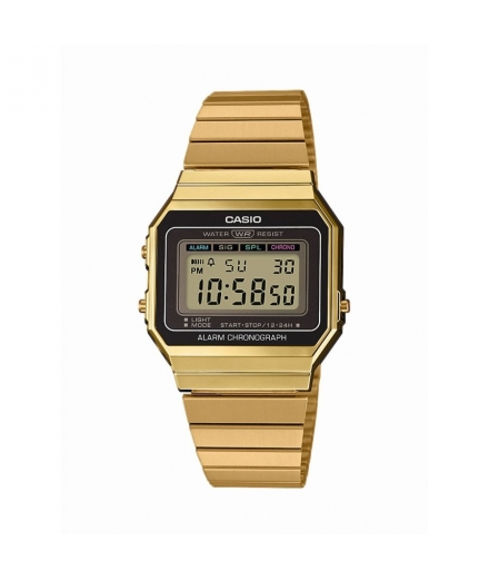 Montre Mixte Digitale A700WEG-9AEF Or - CASIO