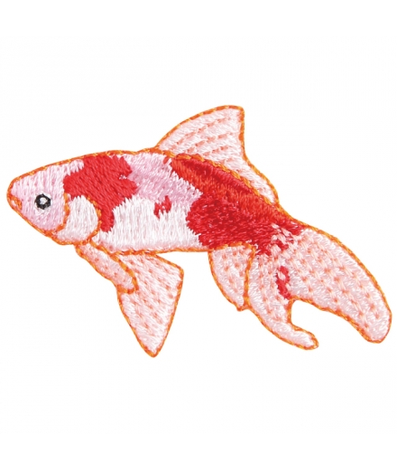 Patch Thermocollant Poisson Comète - KYOTOTO