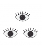 Set 3 Patchs Thermocollant Third Eyed - KYOTOTO