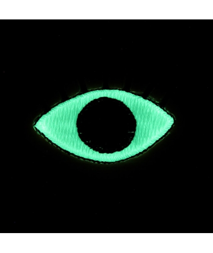 Patch Thermocollant Phosphorescent One Eyed - KYOTOTO