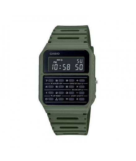 Montre Digitale Calculatrice Verte CA-53WF-3BEF - CASIO
