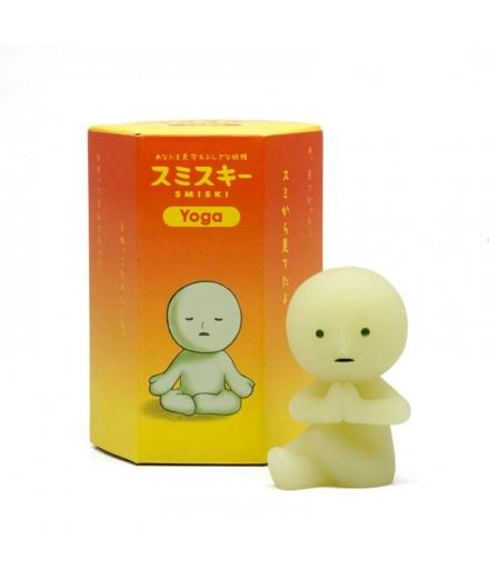Figurine Smiski Série Yoga - SMISKI